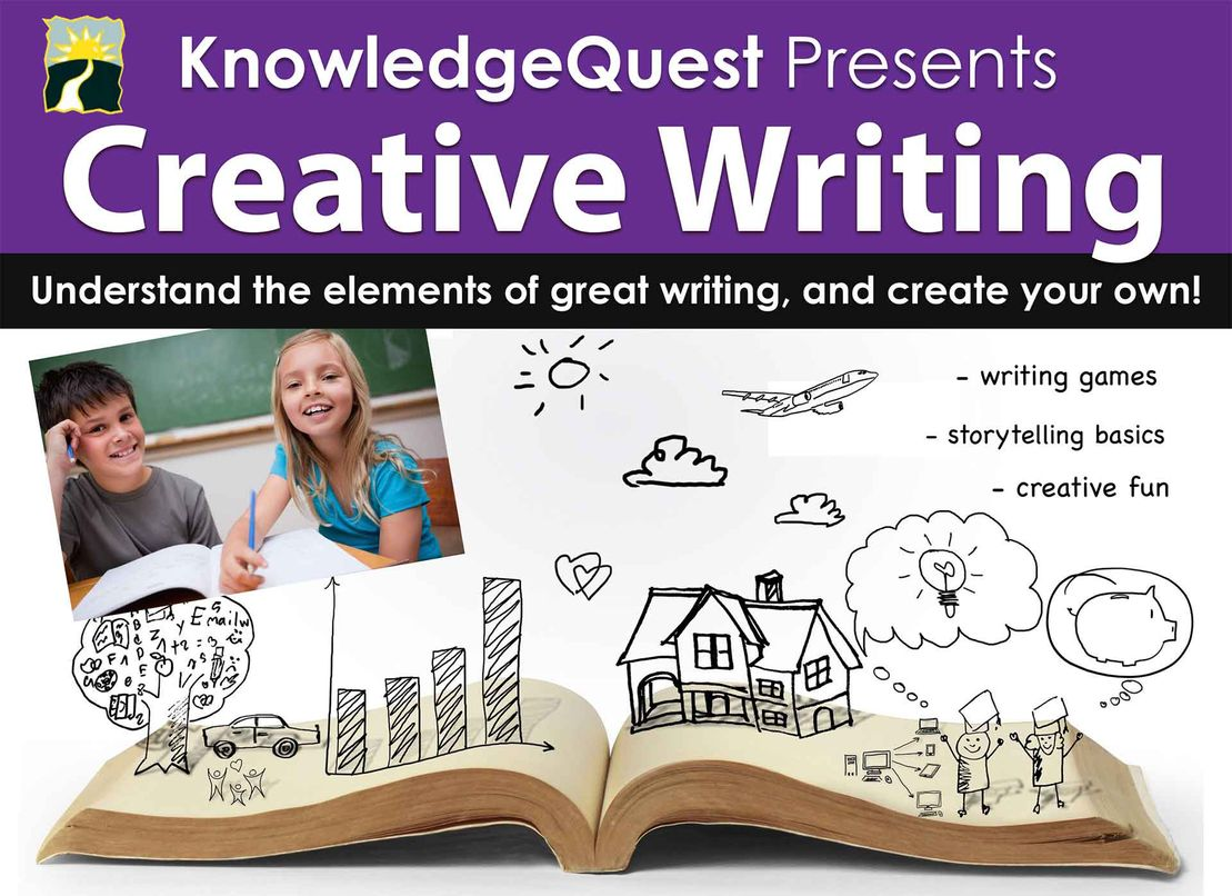 KnowledgeQuest Presents Creative Writing